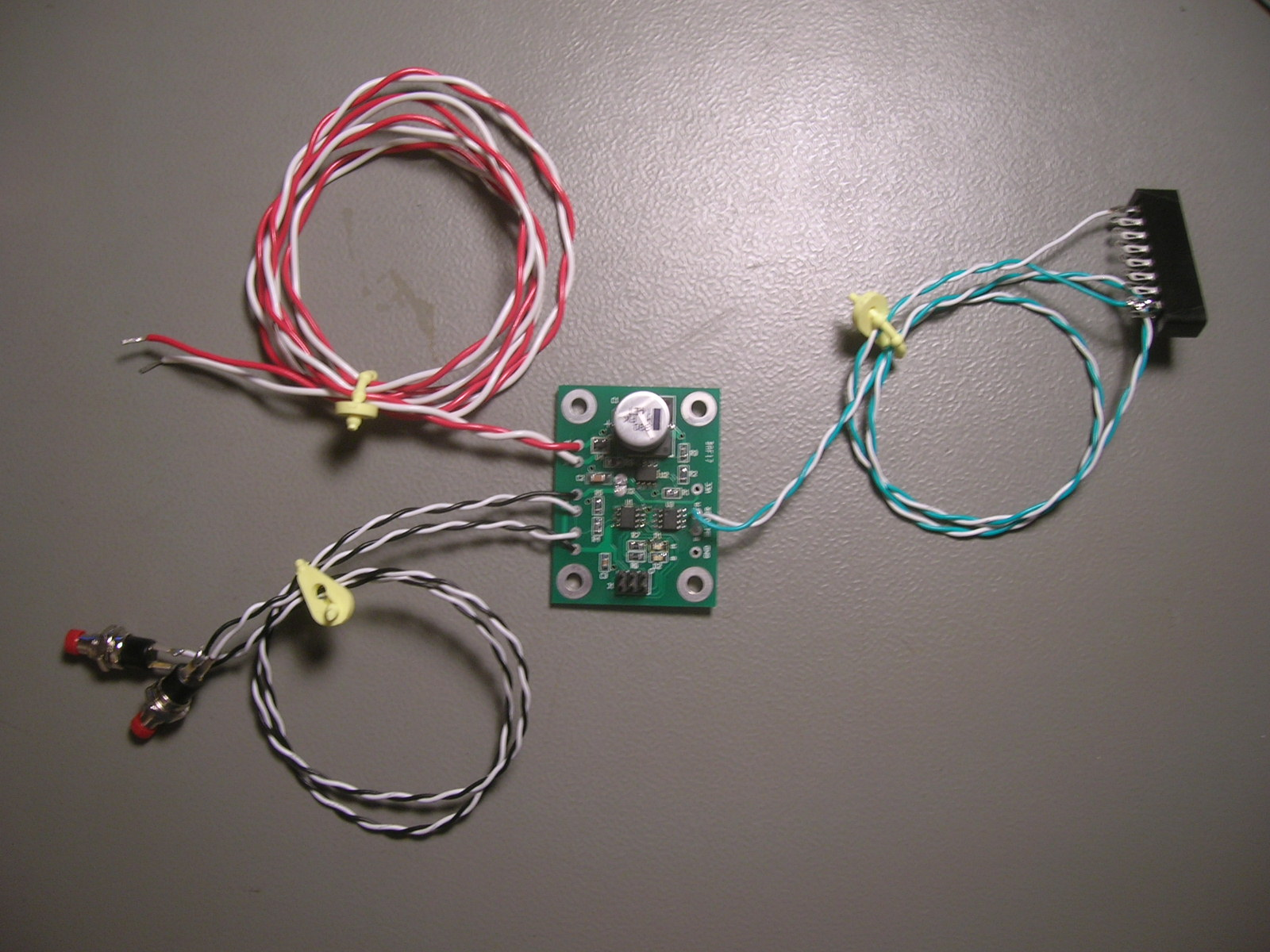Rr Cirkits Bnm Hobbies The Home Of Exclusive Products Simple Circuit Board Rrcirkits Inc Page Free Mo Switch Driver Fully Wired Ready To Use